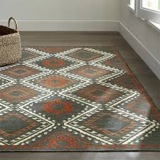astounding crate and barrel runner rugs washable kitchen runners grey brown rectangle hi carpets rug pad crate barrel