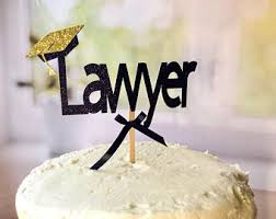 Law School Graduation Party Etsy