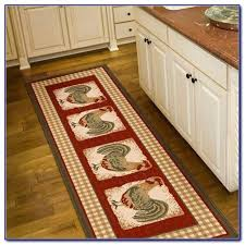 kitchen rooster rug large rooster kitchen rugs french country rooster kitchen rugs