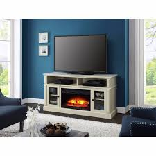 famed oak floating media cabinet with living room space dwyer 57 media console electric fireplace review