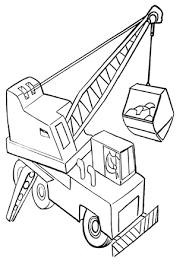 Kraan Vrachtwagen Kleurplaat Kids N Fun De 15 Ausmalbilder Von