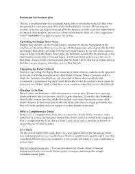 Executive Summary Sample For Proposal Business Plan Overview Sample Business Plan Executive