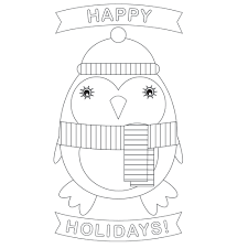 christmas card color pages free printable christmas card coloring pages with cards kids