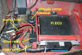 bosch l jetronic fuel injection idle adjustment diagnostic and make sure the ignition is off some people say it s also possible to damage the ecu static electricity from your body this is the same static that
