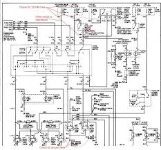 wiring diagram for chevy s wiring diagram schematics 1994 chv no brake lights truck forum