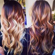 hair color ideas for blondes 2015. 2015 brown hair color trends balayage with blonde highlights. ideas for blondes a