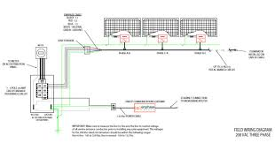 powergrid system components Micro Inverter Wiring Diagram at Enphase M215 Wiring Diagram