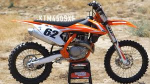 2018 ktm 450sxf. beautiful 450sxf first ride 2018 ktm 450sxf  motocross action magazine throughout ktm 450sxf o