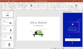 Using The Powerpoint Add Ins Help Center