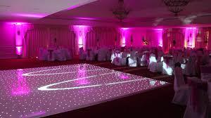 starlight dance floors starlit white dance floor lighting you