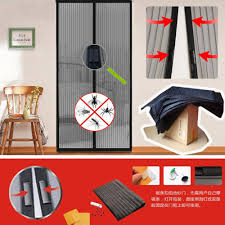 Magnetic Curtains For Doors Popular Zipper Screen Door Buy Cheap Zipper Screen Door Lots From
