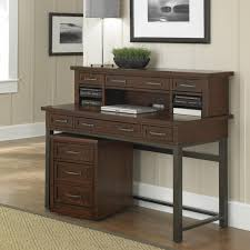 corner office desk ideas using corner wooden writing desk with hutch and drawers and storage