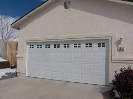 16x7 garage door16x7 Insulated Short Panel Garage Door with Stockton Glass  Yelp