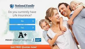 Life Insurance National Family Cheapy Rates Gorgeous Family Life Insurance Quotes