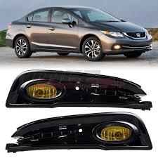 2008 Honda Accord Coupe Fog Light Kit For 2013 2015 Honda Civic Winjet Oe Factory Fit Fog Light