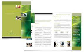 microsoft office catalog templates technology brochure templates word publisher