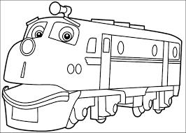 Train Locomotive 144 Transport Coloriages Imprimer