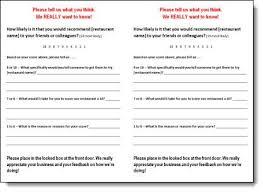 Survey Cards Templates Survey Cards Templates Under Fontanacountryinn Com