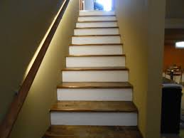 Basement Stairs Decorating How Do You Finish Basement Stairs Up Stairs Pinterest Ideas