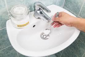 homemade drain cleaner bathroom sink drain