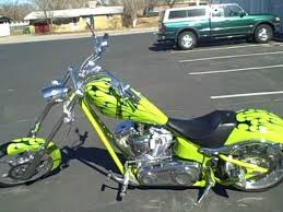 2007 big dog k9 custom chopper motorcyle with 6 047 miles for sale