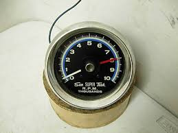 60s 70s sun super tach 10k blueline tachometer sst 801 camaro 60s 70s sun super tach 10k blueline tachometer sst 801 camaro chevelle corvette