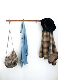 hanging hat rack industrial hat rack with simple style wall mounted hat rack ikea