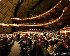Hult Center For The Performing Arts Eugene Concert Venue