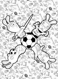Coloriages Lapins Cr Tins Le Coin Des Animateurs