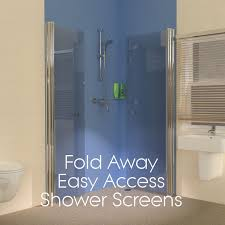 Small Picture 22 best Hinged Wet Room Screens images on Pinterest Wet rooms