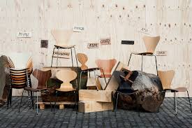 jacobsen furniture. View In Gallery Stacking Chairs By Arne Jacobsen Furniture N