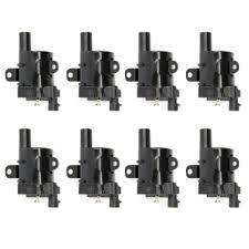cheap ignition coils ignition coils deals on line at alibaba com set of 8 ignition coils on plug pack for chevrolet express 1500 gmc hummer d585