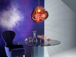Подвесной светильник tom dixon melt copper melt