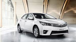 All New 2014 Toyota Corolla Revealed | Drive News