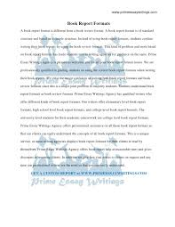 report format for high school book report format for high school