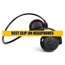 Cool Earphone Designs Best Clip On Headphones In The Market In 2019 Noisygeeks