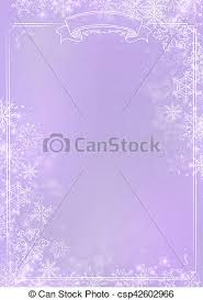 purple snowflake border.  Border Purple Gradient Winter Paper Background With Snowflake Border  Csp42602966 Intended Snowflake Border P