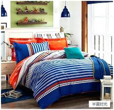 orange and blue bedding orange and blue bedding queen size bedding sets orange and blue best