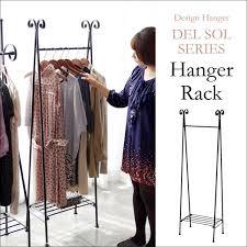 spanish taste design fashion black ds hs3220s bk of princess of storing iron steel living entrance fashion princess belonging to like hanger rack coat