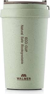 <b>Кружка</b> дорожная Walmer <b>Eco Cup</b>, W24201805, светло-зеленый ...