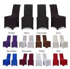 chair covers for dining room flat arched party wedding banquet stretch fit