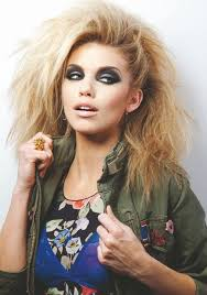 80s hair and makeup inspiration may do my hair like this for a