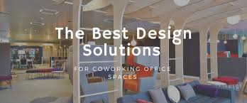 Office Design Interior Unique What Are The Best Design Solutions For Coworking Office Spaces