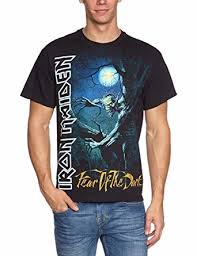 Iron Maiden Fear Of The Dark Tričko Na Posterscz