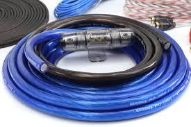kicker wiring kit ewiring subwoofer speaker amp wiring diagrams kicker