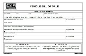 Motor Vehicle Bill Of Sale Template Word Auto Bill Sale Template Example Of Letter Car Vehicle Printable