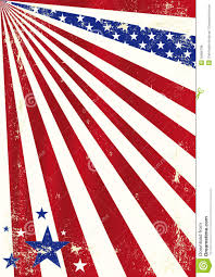 American Cool Dirty Background Stock Vector Illustration Of Star