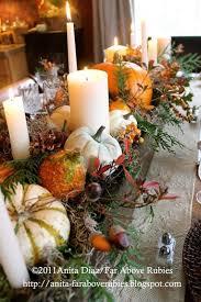 thanksgiving table centerpieces. Far Above Rubies: Thanksgiving Inspiration. Table Centerpieces E
