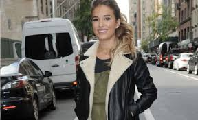 jessie james decker old navy moto jacket