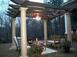 gorgeous gazebo solar chandelier hanging lights light outdoor gazebo chandelier jpg